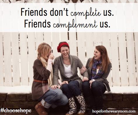 Hope. Friends. Complement.001