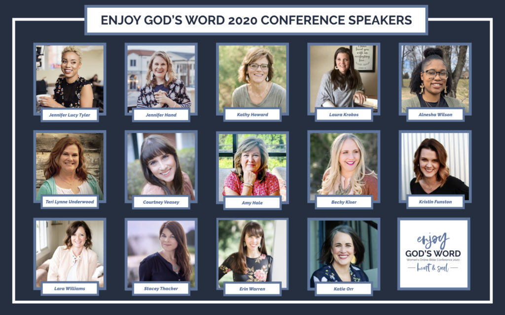 Enjoy God's Word womens conference speakers.001